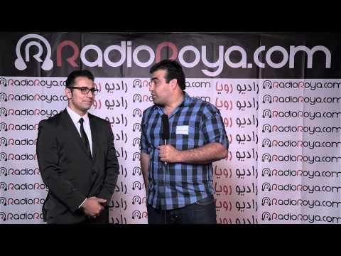 Payam Zarrinpour - Iranian Canadian Athlete Networking 2013
