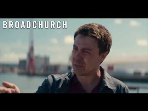 Broadchurch - Mark Latimer meets Joe Miller