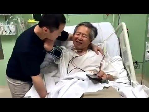 Οργή πολιτών – Ικανοποίηση οικογένειας για την απονομή χάριτος στον Φουτζιμόρι…