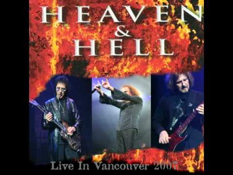 Heaven and Hell - Live in Vancouver 2007 - Computer God