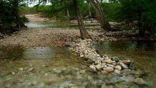 Listen to the rushing water of Rio Frio.