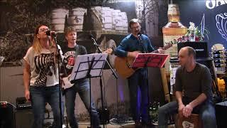 Video Sousedi - Knocking on heavens door Live 2018 Big Jack Ostrava