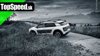TopSpeed.sk Test: Citroen Cactus 1,2 EasyPush