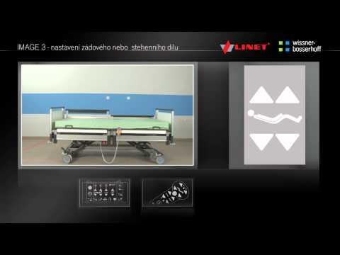 Akutní lůžko Image 3 videomanuál (česká verze)
