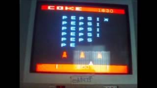 Pepsi Invaders / Coke Wins (Atari 2600) by ed1475
