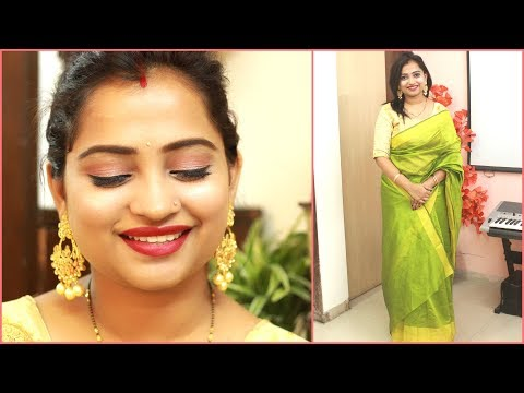Video Makeup Tutorial for Marriage Anniversary | Talkative | Happy 11 Years | Indian Mom On Duty download in MP3, 3GP, MP4, WEBM, AVI, FLV January 2017
