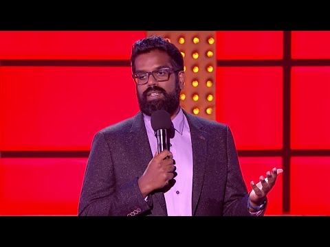 Romesh Ranganathan Has Issues With Android Users | Live at the Apollo | BBC Comedy Greats