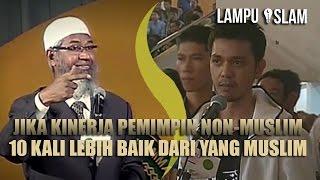 Video Jika PEMIMPIN NON-MUSLIM 10 KALI Lebih Baik dibanding yang MUSLIM | Dr. Zakir Naik UMY Yogya 2017 MP3, 3GP, MP4, WEBM, AVI, FLV Januari 2019