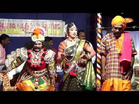 Video Yakshagana -- Tulu -  Kaada Mallige - 2 download in MP3, 3GP, MP4, WEBM, AVI, FLV January 2017