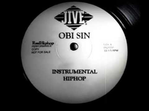 Obi Sin - Relaxin' (Inspiring Old School Hiphop Beat)