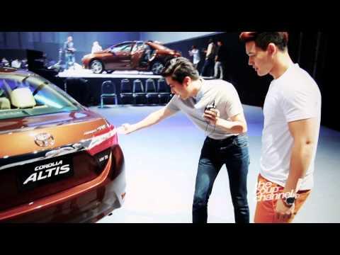 live! : เปิดตัว/เจาะลึก Toyota Corolla ALTIS โฉมใหม่! กับ The Coup Channel