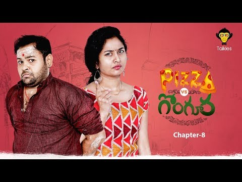 Pizza Vs Gongura - Istaraku Chinigindi | Ch #8 | New Rom-Com Web Series | DJ Talkies