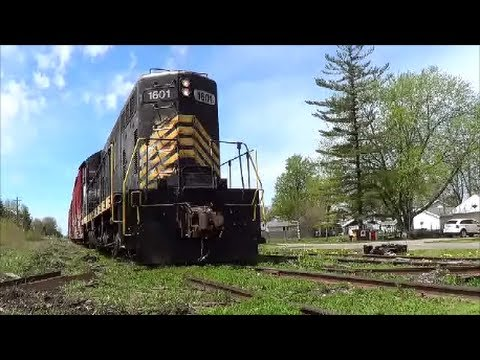 railroad - Please watch in FULL HD and SUBSCRIBE!!! Thanks for watching Veiw full trip reports of our railfan adventures at: www.railroadfan.com (look for topics starte...