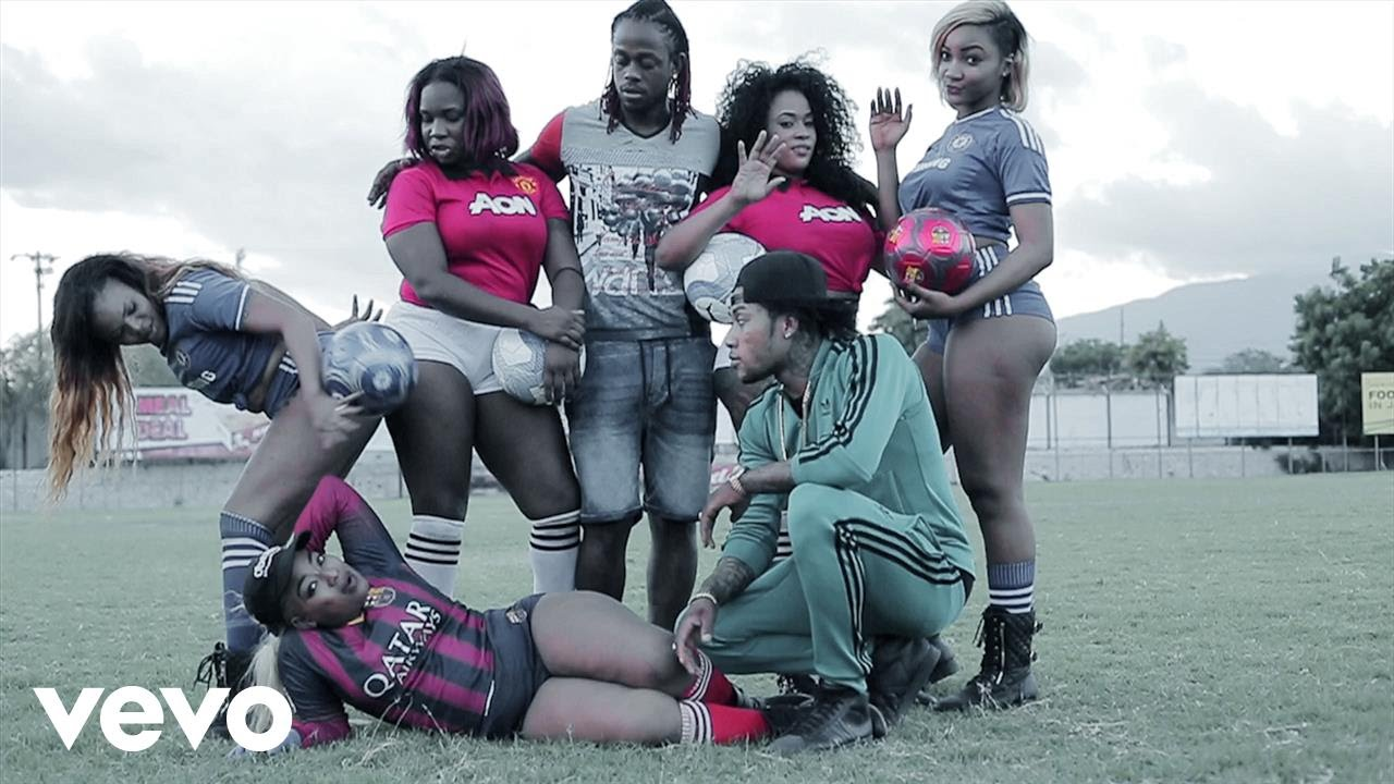 Kalado - Sex Slave (World Cup Version)