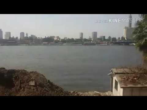 Arriving in Egypt
