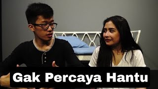 Video GAK PERCAYA HANTU ft. Prilly Latuconsina MP3, 3GP, MP4, WEBM, AVI, FLV Februari 2018