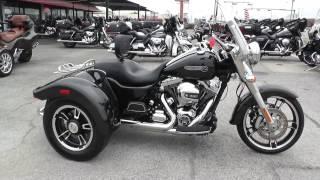 3. 854299 - 2016 Harley Davidson Freewheeler Trike   FLRT - Used motorcycles for sale