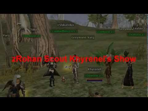 zRohan Scout Khyrenel's Show (Xor)
