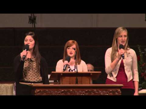 Just Pray Given By Ladies Trio