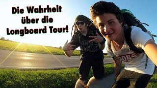 So war die Longboard Tour wirklich
