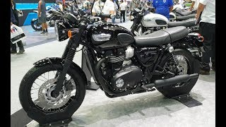 2. Triumph Bonneville T100 Black [ 2018 - 2019 ]