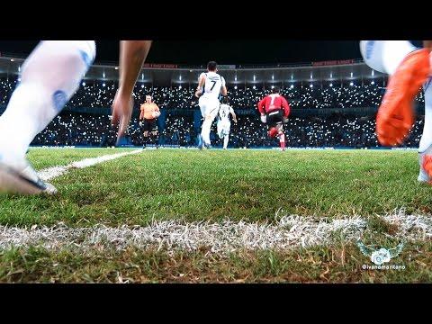 Recibimiento de la hinchada de Belgrano contra Boca - Los Piratas Celestes de Alberdi - Belgrano