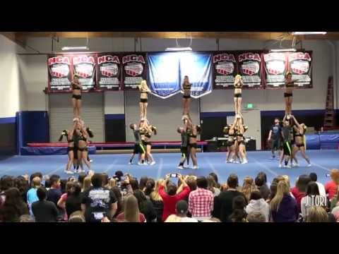 World's - California All Stars Smoed's LAST full out routine in the gym before WORLDS!!! Video by J.Tori Photography :)