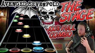 Video Avenged Sevenfold - The Stage 100% FC (Guitar Hero Custom Song) MP3, 3GP, MP4, WEBM, AVI, FLV Oktober 2018