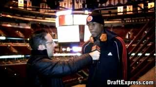 Archie Goodwin - 2012 McDonald's All American Game - Interview