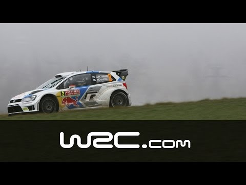 WRC Monte Carlo - Stages 7-8