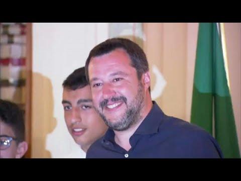 Ιταλική υπηκοότητα στους μικρούς ήρωες από τον Σαλβίνι…
