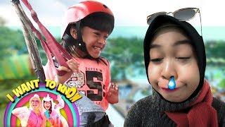 Download Video Ria Ricis Lagi Sakit, Malah Diajak Main Flying Fox Sama Lifia - I Want To Know (24/3) MP3 3GP MP4