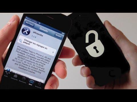 comment debloquer gratuitement un iphone 3gs