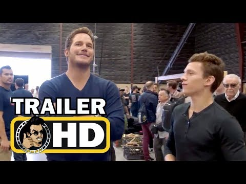 AVENGERS: INFINITY WAR 10 Year MCU Anniversary Trailer (2018) Marvel Superhero Movie HD