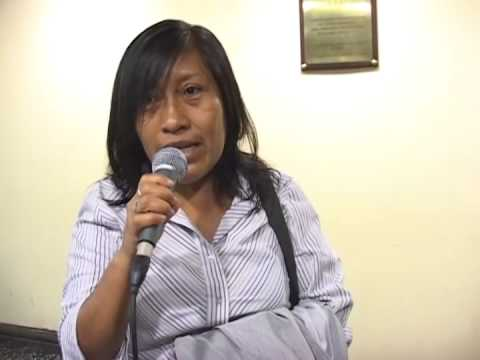 Testimonio de Pilar Ramos López