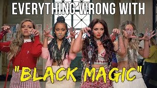"""Video Everything Wrong With Little Mix - """"Black Magic MP3, 3GP, MP4, WEBM, AVI, FLV Agustus 2018"""