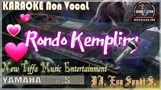 Video KARAOKE Rondho Kempling-Manthous-Yamaha PSR-S770 (Tiffa Music) MP3, 3GP, MP4, WEBM, AVI, FLV Agustus 2018