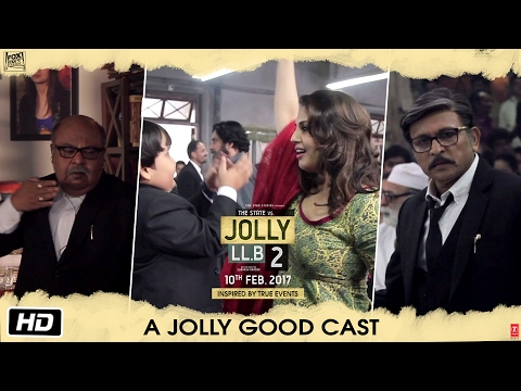 Jolly LL.B 2 A Jolly Good Cast Akshay Kumar Huma Qureshi