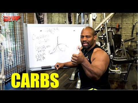 NEVER...Eat a Carb Alone!              [ Summer Shredding Principle #1 ]
