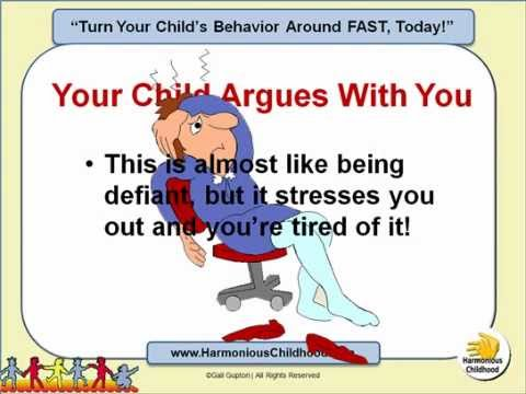 child behavior management -fix bad child behavior