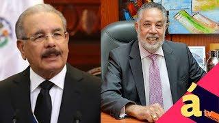 Escarbando, por AcentoTV. Campos de Moya calienta el tema de la reelección del Pdte. Medina