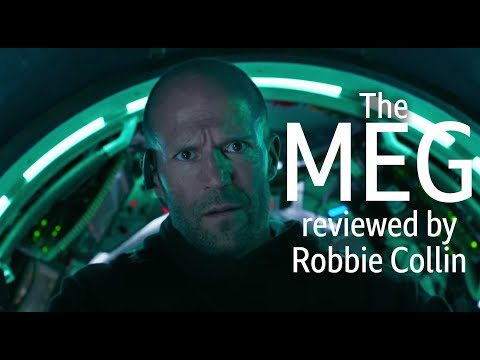 The Meg reviewed by Robbie Collin