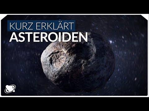 Asteroiden   Einfach Erklärt