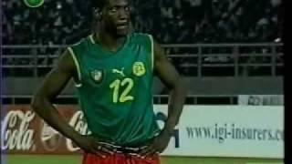 Cameroun VS Senegal CAN2002.
