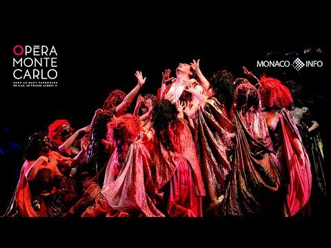 Faust de Charles Gounod - Reportage Monaco Info