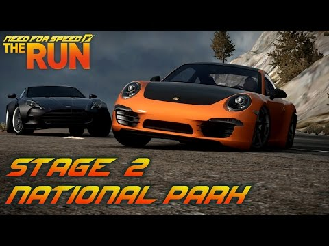 Need For Speed: The Run - Stage 2 - National Park (PC)