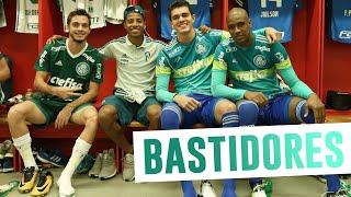 O vestiário do Verdão antes e depois da vitória na Arena de Pernambuco. ------------------------------------ Assine o Premiere e assista...