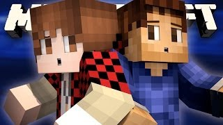 MITCH AND ROB DIE?! (Minecraft: EPIC FOUR CASTLE *NEW* MINI GAME!)