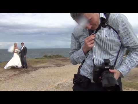 wedding photography location session example - see me in action (видео)