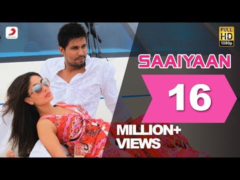 Download Saaiyaan - Official Video - Heroine HD Mp4 3GP Video and MP3
